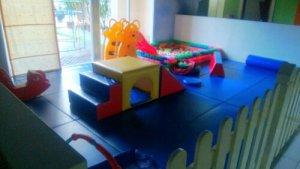 Tempat bermain Nursery